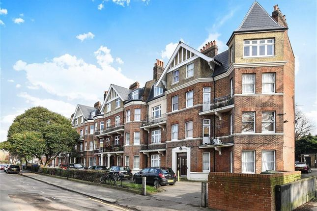 Thumbnail Flat for sale in Elms Crescent, London