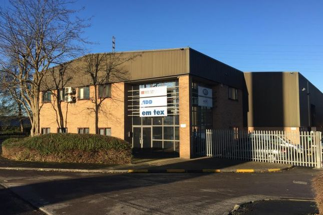 Thumbnail Industrial for sale in Unit A, Unit A, Avon Riverside Estate, Victoria Rd, Avonmouth, Bristol