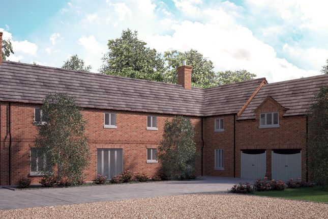 Thumbnail Detached house for sale in Plot 5, Cadeby Court, Sutton Lane, Cadeby