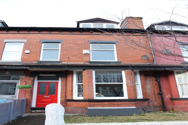 Thumbnail Terraced house to rent in Keppel Road, Chorlton Cum Hardy, Manchester