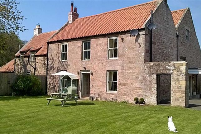 Thumbnail Detached house for sale in South Road, South Road, Wooler