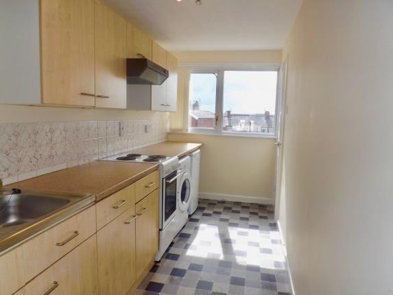 Kitchen of Flat G, 376 Talbot Road, Blackpool, Lancashire FY3