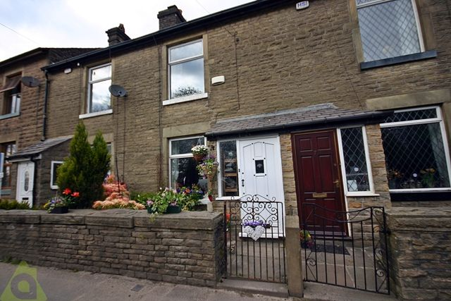 Thumbnail Terraced house for sale in Tower Buildings, Chorley Old Road, Horwich