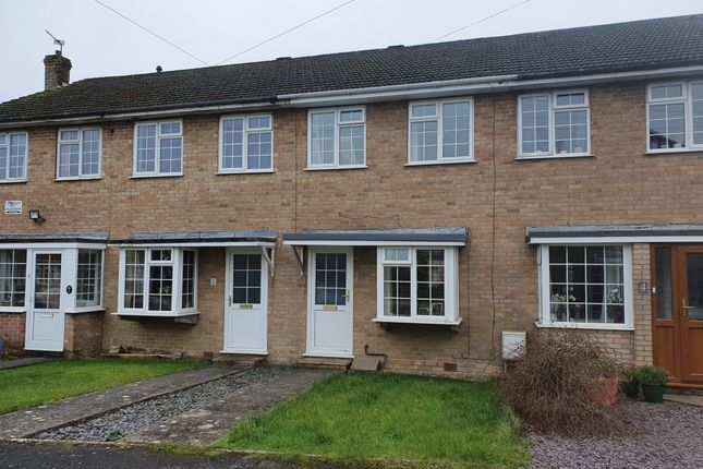 Thumbnail Terraced house to rent in Rowan Close, Shaftesbury