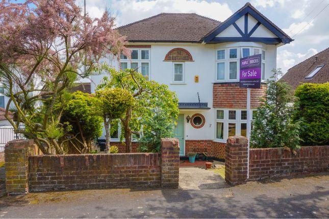 Thumbnail Detached house for sale in Birdwood Close, Selsdon, South Croydon