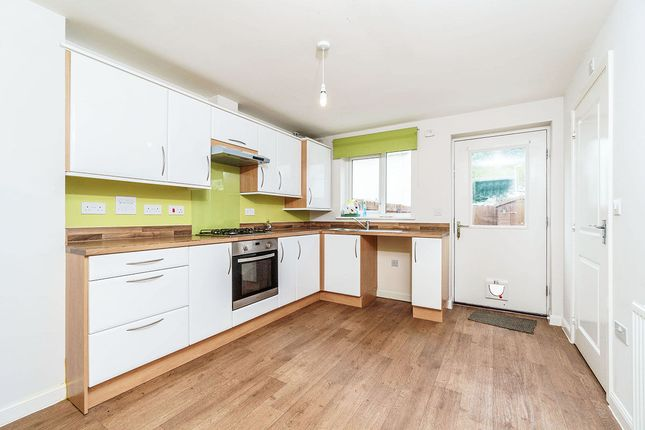 Thumbnail Semi-detached house to rent in Kestor Close, Plymouth