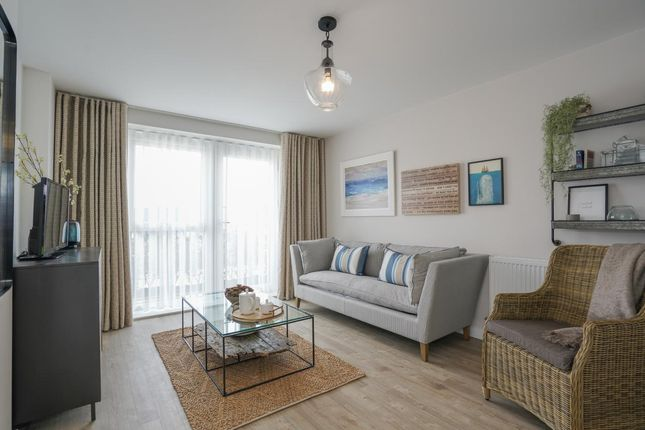 "Thumbnail Flat for sale in ""Azera Apartments"" at Vosper Road, Southampton"