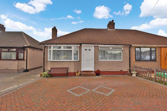 Thumbnail Semi-detached bungalow for sale in The Quadrant, Bexleyheath