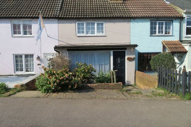 Thumbnail Flat for sale in Head Street, Rowhedge, Colchester