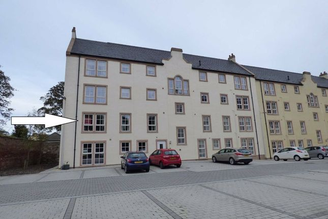 Thumbnail Flat for sale in The Walled Gardens, St Andrews, Fife