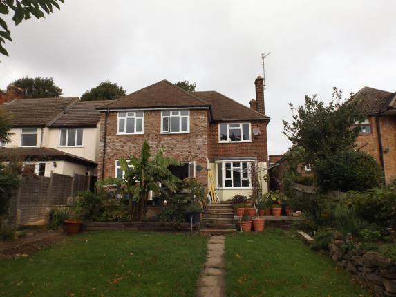 Thumbnail Detached house for sale in Dunkirk Avenue, Desborough, Kettering, Northamptonshire