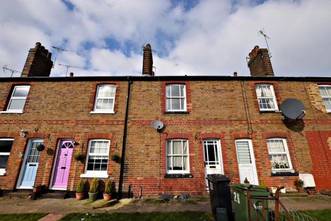 Thumbnail Terraced house to rent in Station Road, Braintree