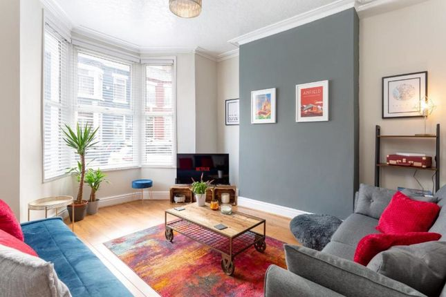 Thumbnail Flat to rent in Watford Road, Liverpool