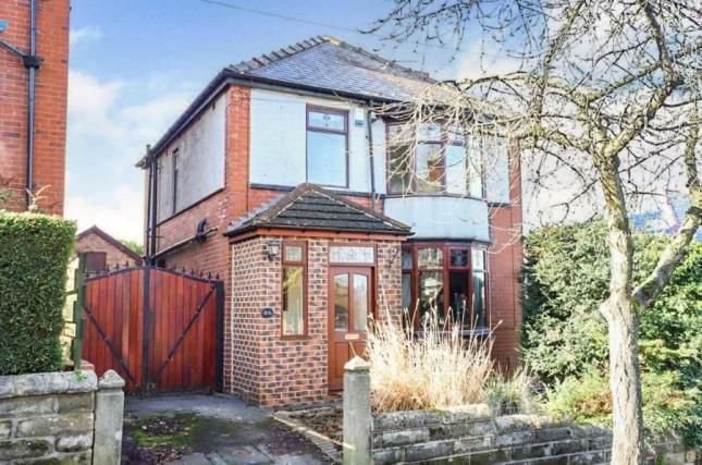 3 bed detached house for sale in Roxton Road, Sheffield, South Yorkshire S8