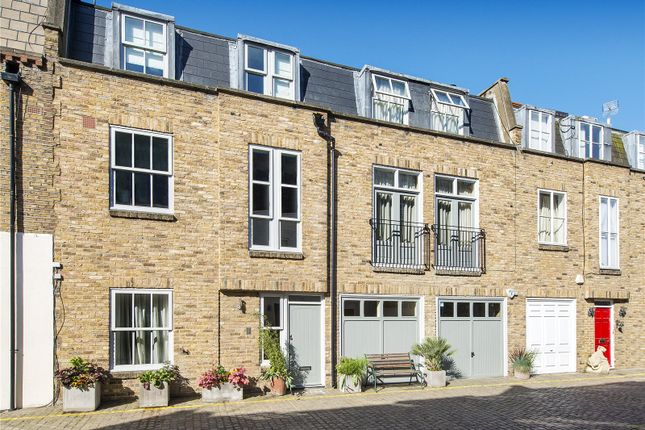 Thumbnail Mews house for sale in Coleherne Mews, Chelsea, London