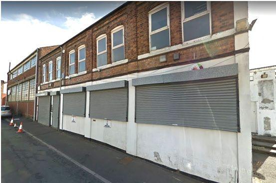 Thumbnail Industrial to let in Stewart Street, Wolverhampton