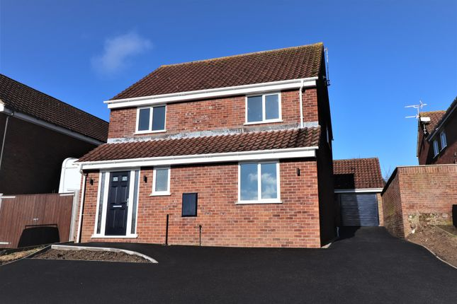 Thumbnail Detached house for sale in Lister Road, Hadleigh, Ipswich, Suffolk