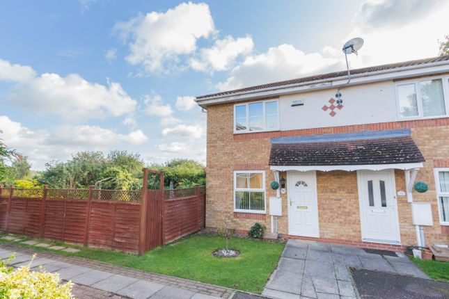 1 bed end terrace house to rent in Scharpwell, Irthlingborough, Wellingborough NN9