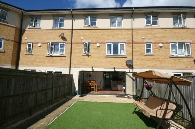 Thumbnail Town house for sale in Eugene Way, Eastbourne, East Sussex