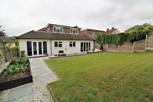 Thumbnail Semi-detached bungalow for sale in Merewood Road, Bexleyheath, Kent