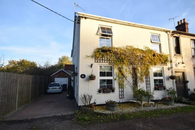 Thumbnail End terrace house for sale in Scarborough Road, Southminster, Essex