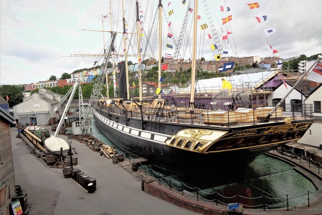 Views Of Ss Great Britain From Lounge