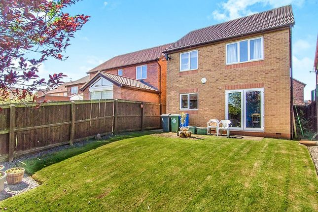 3 bed detached house for sale in Kinder Corner, Poulton-Le-Fylde