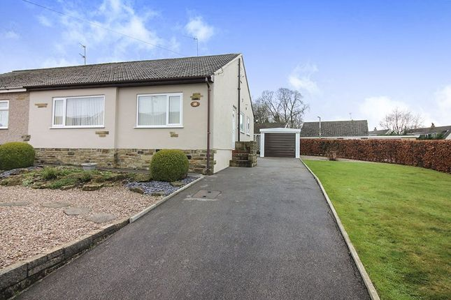 Thumbnail Bungalow to rent in Greenside Lane, Cullingworth, Bradford