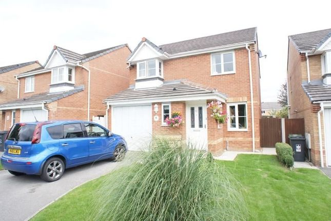 Thumbnail Detached house to rent in Viscount Road, Padgate, Warrington