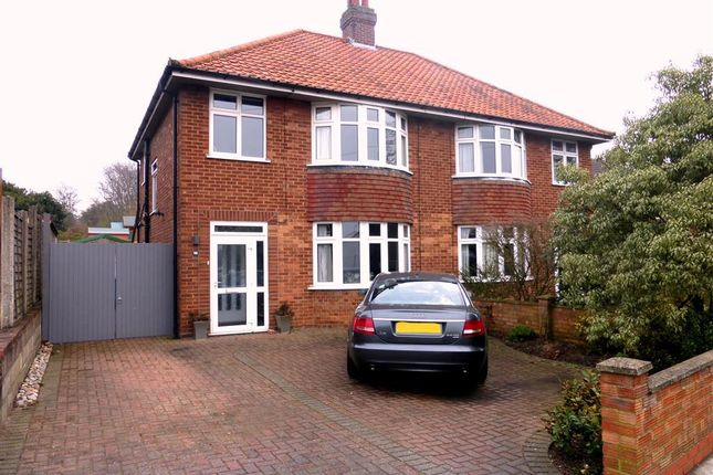 Thumbnail Property to rent in Dale Hall Lane, Ipswich