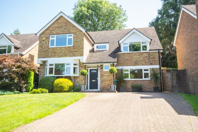 Thumbnail Detached house for sale in Moss Lane, Pinner, Middlesex