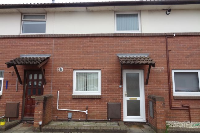 Thumbnail Terraced house to rent in Heathmead, Cardiff
