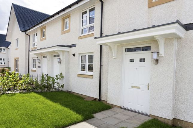 "Thumbnail End terrace house for sale in ""Brodie"" at Liberton Gardens, Liberton, Edinburgh"
