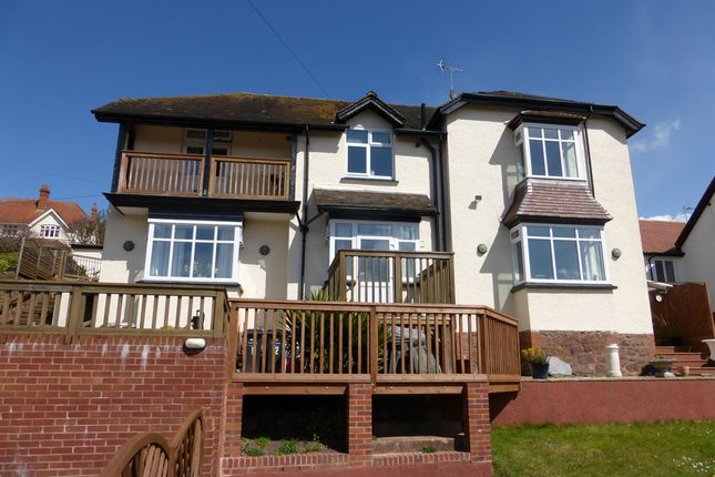 Thumbnail 3 bedroom flat for sale in The Parks, Minehead
