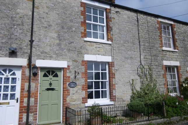 2 bed terraced house to rent in Cemetery Road, Portesham, Weymouth, Dorset DT3