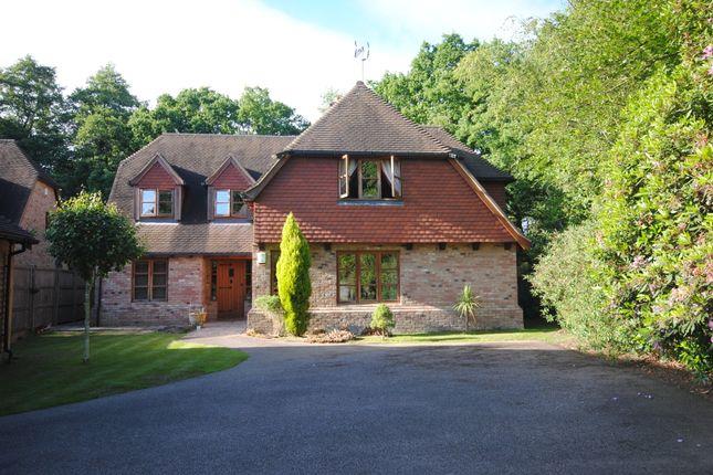 Thumbnail Detached house to rent in Copthorne Road, Felbridge, East Grinstead