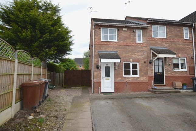 2 bed semi-detached house for sale in Chartley Grove, Middlewich