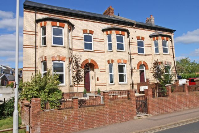 Thumbnail Flat for sale in Magdalen Road, St. Leonards, Exeter