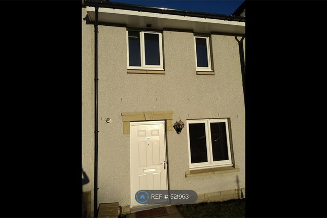 Thumbnail Terraced house to rent in Bellfield View, Aberdeen