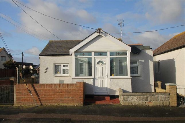 Thumbnail Detached bungalow for sale in Meadow Way, Jaywick, Clacton-On-Sea