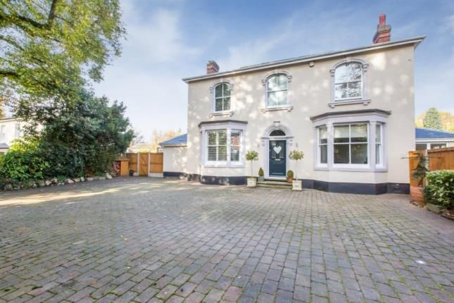 Thumbnail Detached house for sale in Fields Road, Alsager, Stoke-On-Trent, Cheshire