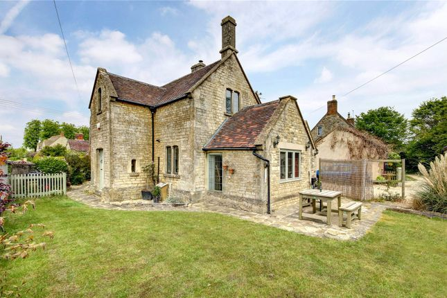 Thumbnail Detached house for sale in Latton, Swindon, Wiltshire