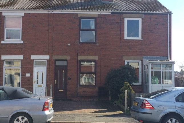 Thumbnail Terraced house to rent in Gateford Road, Worksop, Nottinghamshire