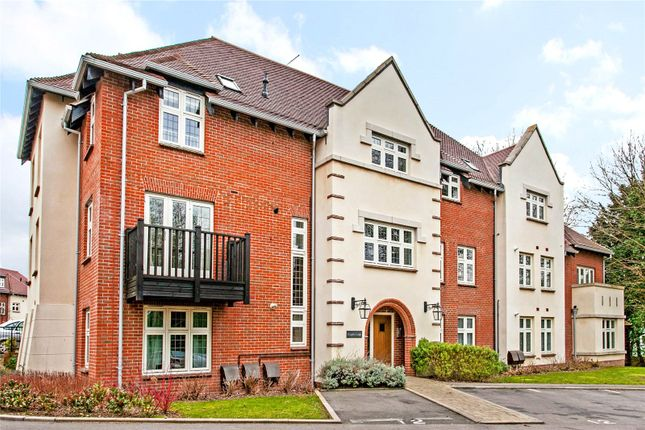 Thumbnail Flat for sale in Knight's Lodge, Highcroft Road, Winchester, Hampshire