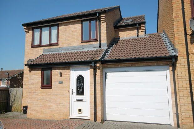 Thumbnail Link-detached house to rent in Slimbridge Close, Yate, Bristol