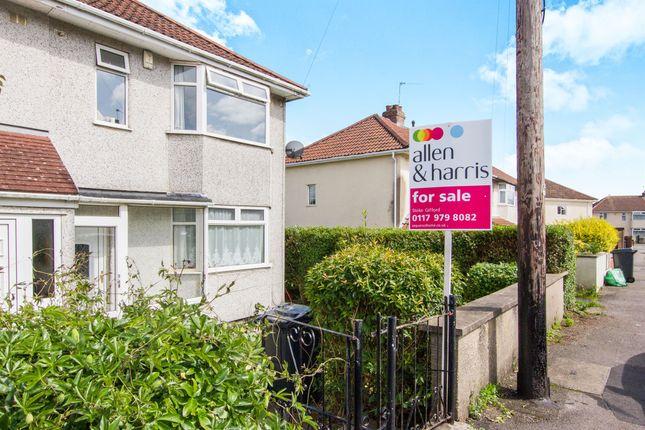 Thumbnail Semi-detached house for sale in Charles Road, Filton, Bristol