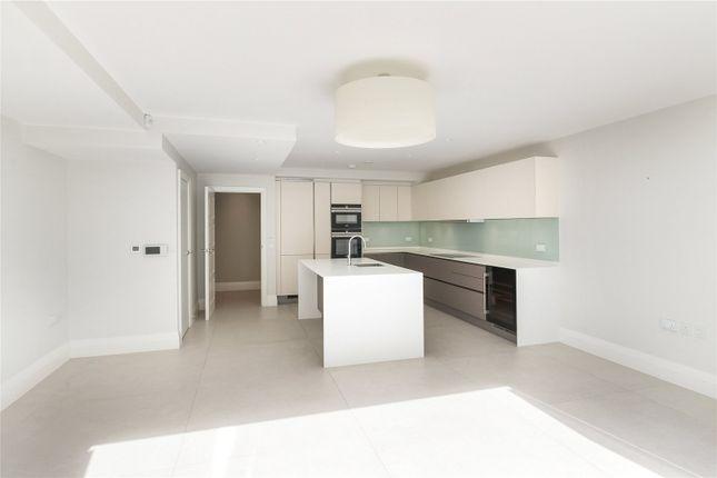 Kitchen of Bridge Street, Chiswick, London W4
