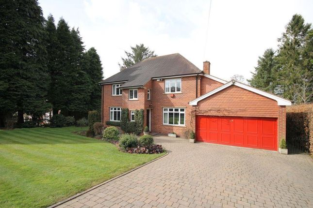 Thumbnail Detached house for sale in Runnymede Road, Ponteland, Newcastle Upon Tyne