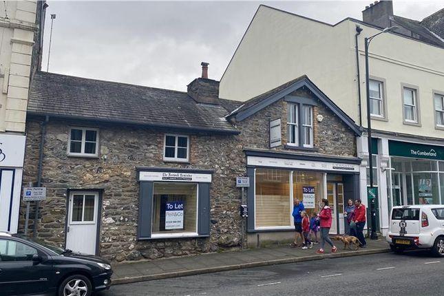 Thumbnail Retail premises to let in 32-34 Station Street, Keswick, Cumbria