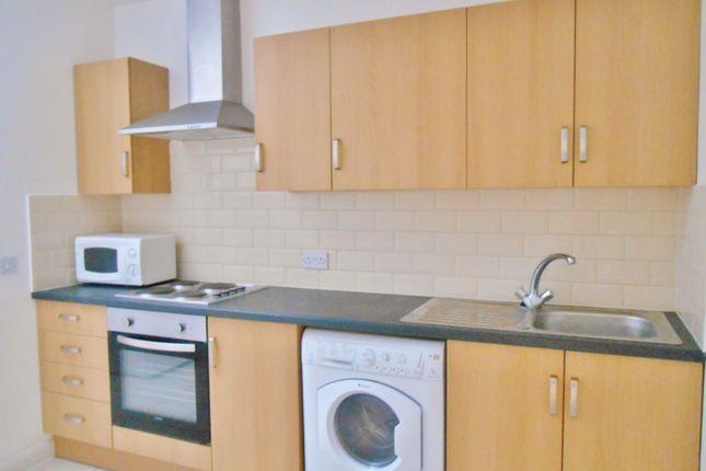 Thumbnail Flat for sale in Bridge Street, Swindon